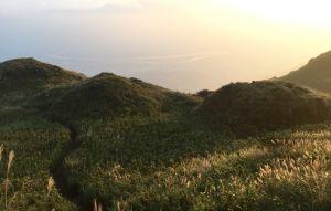 夢幻湖、七星山主東峰
