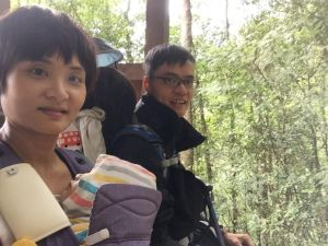 「司馬庫斯」一家四口森林樂活遊