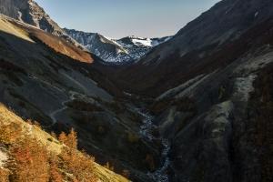 智利百內國家公園健行