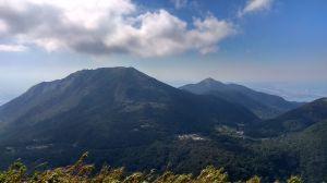 小觀音山群峰