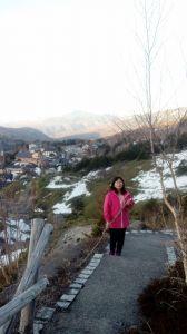 日本-熊四郎山山頂見晴台