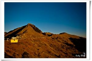 山岳之美-合歡山群峰