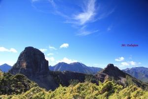 【新竹】台灣高山初體驗:天氣超好的大霸尖山行!(世紀奇峰)