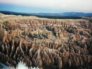 美西之四  布萊斯峽谷 國會礁脈國家公園