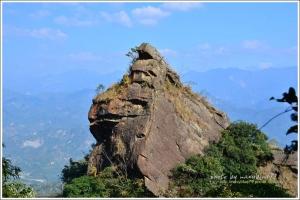 【台南】台南三大自然奇景之一--獵鷹尖一線天.順走梅峰古道.伍龍步道
