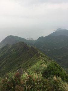 劍龍稜 茶壺山步道