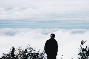 雲上的郡大山