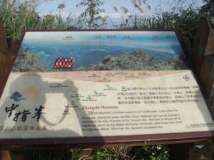 台灣小百岳第30座-新竹北埔-五指山