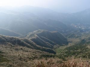 [山岳之美] 秋芒山色