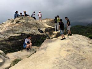軍艦岩-唭哩岸山-韓園(陽明大學)