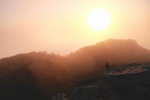 合歡山:東峰