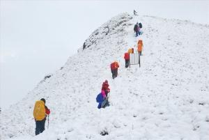 【登山醫學】凍傷的預防與處置