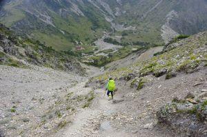 2018.08.09-12 百岳行之重返南湖圈谷_前進馬比杉山