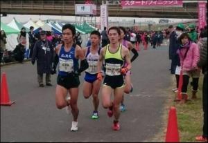 【賽事】日本最強聽障跑者山中孝一郎  3/20挑戰萬金石