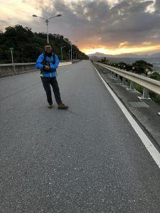 2018 07 25 德芙蘭步道串東卯山東南稜