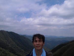 104.06.19宜蘭聖母山莊,聖母峰