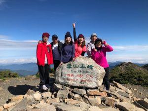 雪山-珍惜與家人的登山時光