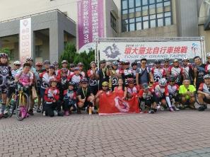 2019.09.07 2019年環大台北自行車挑戰賽之陪騎!!