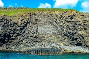 澎湖采風---玄武岩-藍洞-天人菊-燕鷗