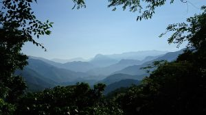 難纏的百岳練習場-尾寮山
