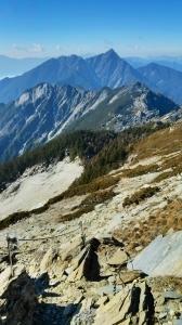 帝王之山:南湖印象