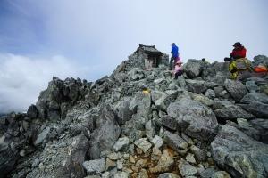 【日本】劍岳、立山,Day 2(下)