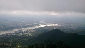 2017農曆新年觀音山