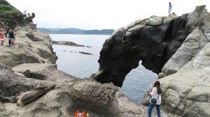 象鼻岩、酋長岩,一魚雙吃的好所在