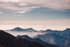 圈谷之美-南湖大山