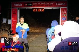 Finish 大尾篤 (06:10 - 07:53)