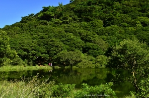 【山岳之美】陽明山的眼淚 ~ 向天池