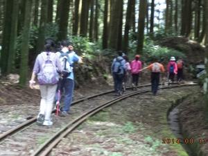 【最難忘的登山健行】『二萬坪森林饗宴知性之旅(2014.8.17)』