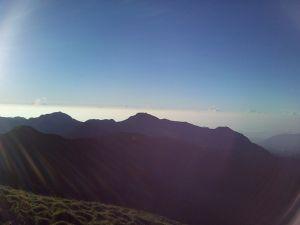 奇萊主峰北峰