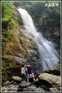 涼山瀑布群