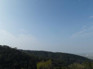 彰化百果山藤山步道、臥龍坡、萬里長城步道