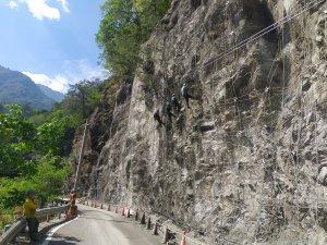 【新聞】「八仙山林道4.2k邊坡施工自110年5月3日起 至110年6月4日,請遊客注意交通管制」
