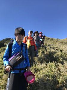 合歡山北峰~武法奈尾山