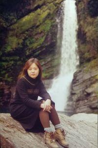 太平山三疊瀑布