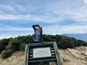 小溪營地、合歡北、武法奈尾山