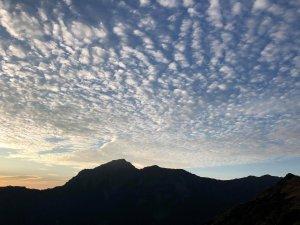 一日單攻奇萊北峰
