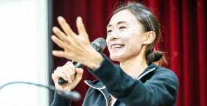 【活動】感動的終點線 謝千鶴分享42.195公里的故事