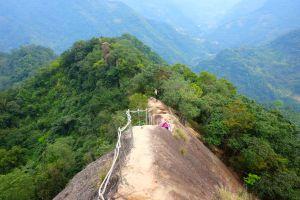 稜線魅力--五寮尖山