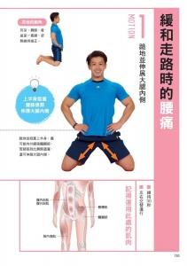 【書摘】《一伸一扭治痠痛》-緩和走路時的腰痛