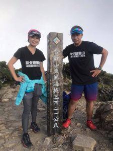 2018.6.16.第二岳合歡東峰