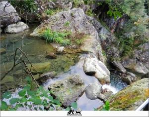 宜蘭礁溪猴洞坑瀑布
