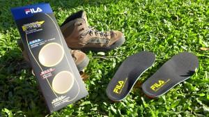 【鞋墊測試】走再久也舒適  FILA戶外鞋墊登山鞋、雨鞋實測