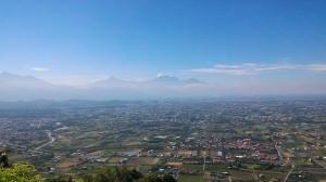 靈山、旗尾山