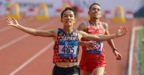 亞運會—井上大仁勝出男子馬拉松