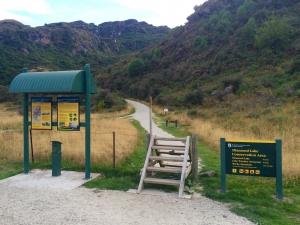 紐西蘭鑽石湖/Rocky Mt