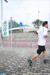 馬拉松賽,半馬拉松賽-馬料水海濱公廁對出水站(Part 11)